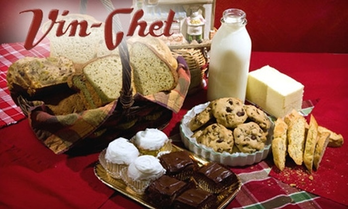 Vin-Chet Pastry Shop - Amherst: $10 for $20 Worth of Baked Goods at Vin-Chet Pastry Shop