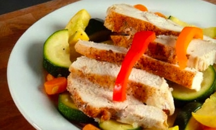 Fit n Fresh Gourmet - Katy: $15 for $30 Worth of Healthy Pre-Cooked Meals at Fit N Fresh Gourmet in Katy