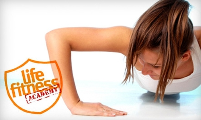 Life Fitness Academy - Edgehill: $59 for Three One-Hour Personal-Training Sessions at Life Fitness Academy ($225 Value)