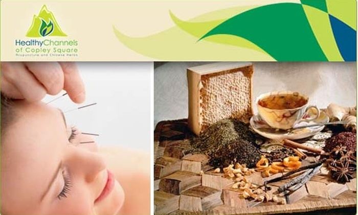 Healthy Channels Accupuncture - Back Bay: $60 for Two Acupuncture Treatments ($160 value)