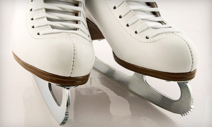 Carlson Ice Arena - Loves Park: Ice Skating Outing for Two or Four at Carlson Ice Arena in Loves Park (Up to 54% Off)
