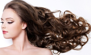 Asberry's A' Salon: Haircut, Deep Conditioning, and Partial or Full Highlights at Asberry's A' Salon (Up to 53% Off)