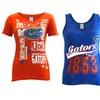 Women's NCAA Florida Gators Cotton T-Shirts