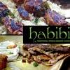 53% Off at Habibi Lebanese Cuisine
