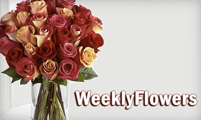 Weekly Flowers - Beacon Hill South - Cardinal Heights: $10 for $20 Worth of Flowers and More from Weekly Flowers