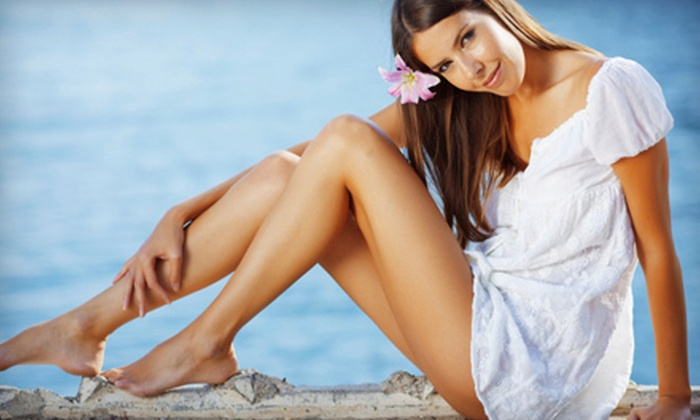 Revitalize Laser and Aesthetics Clinic - Dallas: One Year of Unlimited Laser Hair Removal in Denton (Up to 97% Off). Four Options Available.