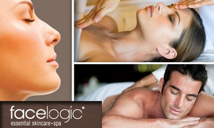 Facelogic - Fairview Park: $30 for a 50-Minute Massage at Facelogic ($69 Value). Click Below for a Package Deal.