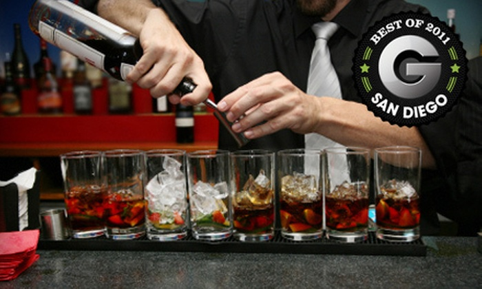 Mixology Bartending Academy - Allied Gardens: $145 for One- or Two-Week Bartending Course at Mixology Bartending Academy (Up to $299 Value)