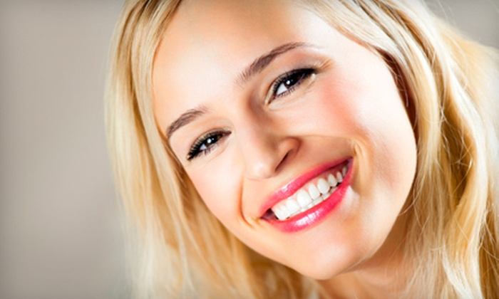 Amazing Smiles - Multiple Locations: Dental Package with Exam, Panoramic X-rays and Cleaning at Amazing Smiles (Up to 86% Off)