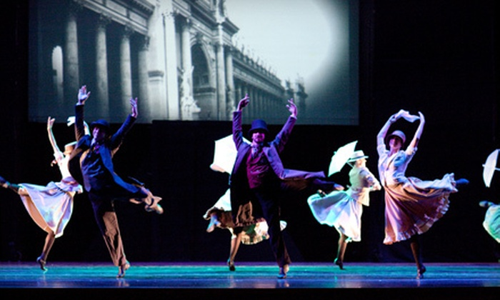Thodos Dance Chicago - Harris Theater for Music and Dance: Dance Outing to Thodos Dance Chicago at Harris Theater on March 2 or 3 (Up to Half Off). Two Seating Options Available.