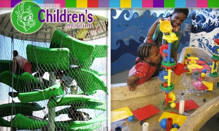 Providence Children's Museum - Upper South Providence: $8 for Two General-Admission Tickets to the Providence Children's Museum ($17 Value)
