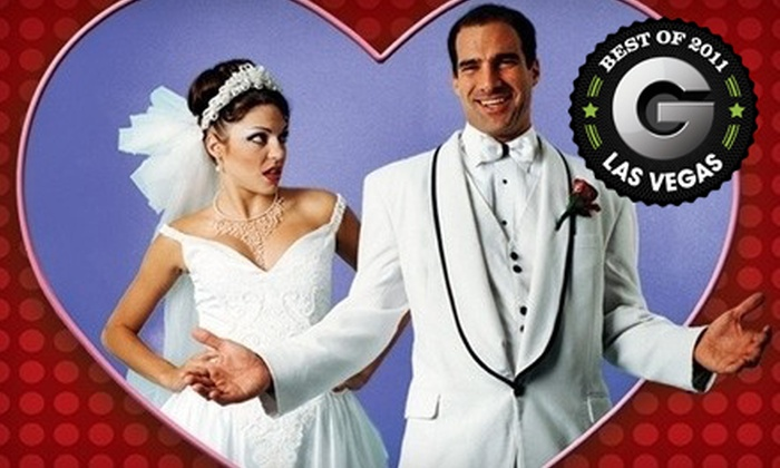 """Tony n' Tina's Wedding"" - The Strip: $45 for ""Tony n' Tina's Wedding"" Dinner Show at Bally's (Up to $99.98 Value)"
