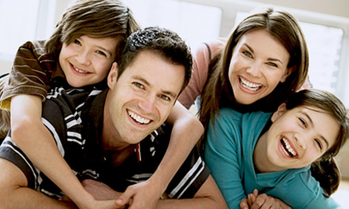 Discovery Dental Centers - Multiple Locations: $49 for Dental Exam, X-rays, and a Cleaning at Discovery Dental Centers ($323 Value)