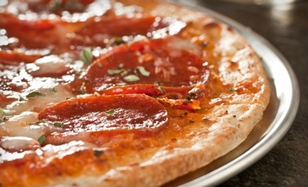 $10 Groupon to P&P Pizza - P&P Pizza in Wichita