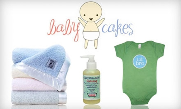 Baby Cakes: $25 for $50 Worth of Moms' and Children's Merchandise at Baby Cakes Boutique