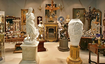 Dallas International Art, Antique & Jewelry Show from Nov. 3-6: One-Day General Admission for 2 - Dallas International Art, Antique & Jewelry Show in Irving