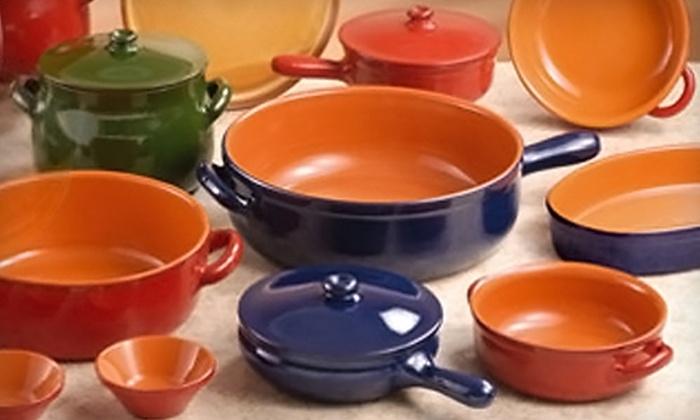 Terra Allegra Imports, LLC: $15 for $30 Toward Terra-Cotta Cookware at Terra Allegra Imports, LLC