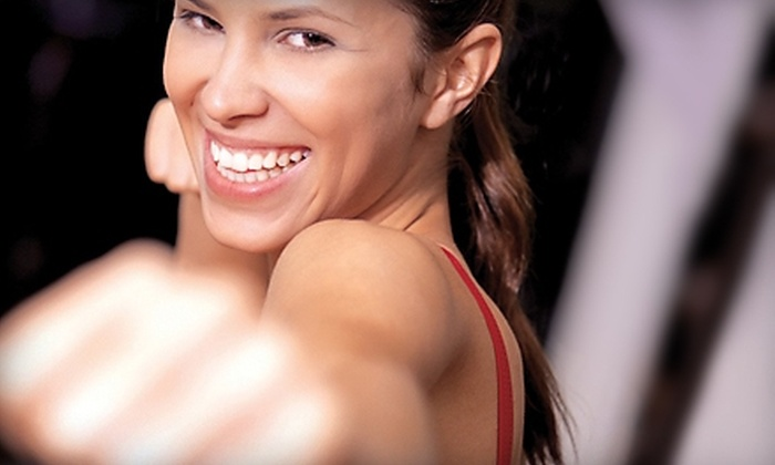 Cindy K's Fitness - Twain: 12-Visit Punch Card or Three-Month Unlimited Membership at Cindy K's Fitness