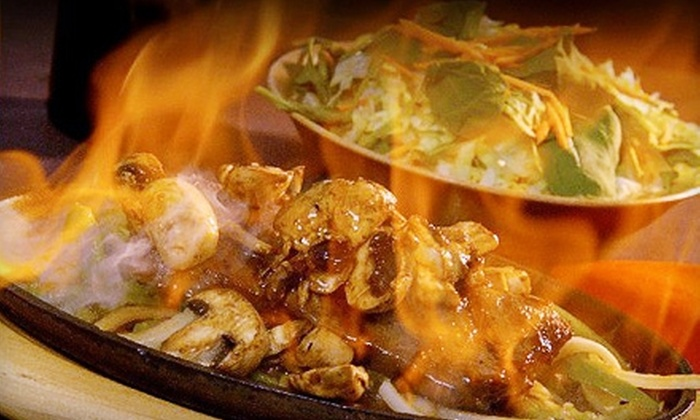 Bamboo Grille - Phoenix: $10 for $20 Worth of Contemporary Asian Fare at Bamboo Grille
