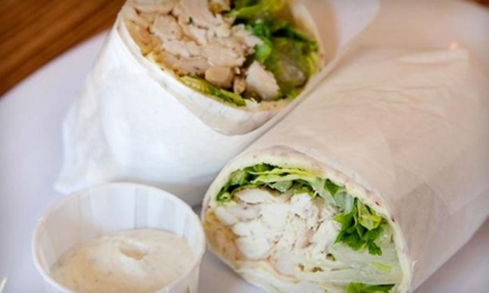 Chicken Dijon Rotisserie & Grill - West Los Angeles: $5 for $10 Worth of Mediterranean Fare at Chicken Dijon Rotisserie & Grill
