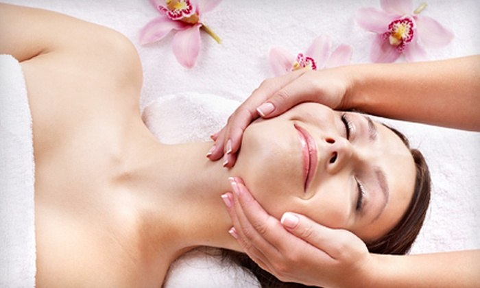 Deae Lunae Spa & Boutique - Pleasant Hill: Beauty Treatments at Deae Lunae Spa & Boutique in Pleasant Hill (Up to 57% Off). Three Options Available.
