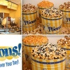 Half Off Gourmet Popcorn