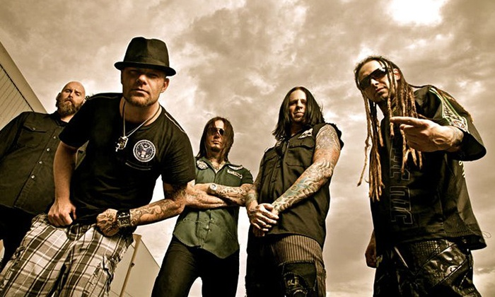 Five Finger Death Punch and Papa Roach - Matthew Knight Arena: Five Finger Death Punch & Papa Roach on September 15 at 6:15 p.m.