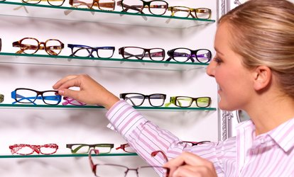 Designer Eyeglasses or Sunglasses with One-Year Warranty at Eye Fad (Up to 80% Off)