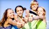 Midwest Training and Ice Center - St. John: Half- or Full-Day Gymnastics and Skating Camp or Kids' Party at Midwest Training and Ice Center in Dyer (Up to 56% Off)