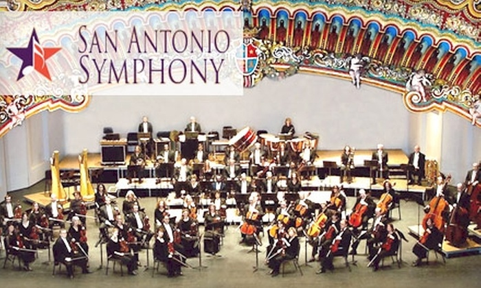 """San Antonio Symphony - Downtown: Orchestra-Level Tickets to """"Meet Your New Maestro"""" at San Antonio Symphony on Saturday, October 2, 2010, at Majestic Theatre. Choose from Two Seating Options."""