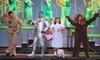 """The Wizard of Oz"" - College Hill: Dinner-Theater Show of ""The Wizard of Oz"" for Two on February 23 or 26 at the Crown Uptown Theatre (Up to 51% Off)"