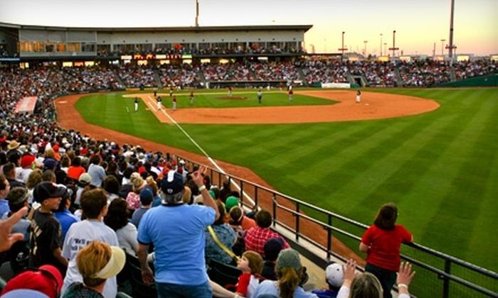 Corpus Christi Hooks - Whataburger Field: $85 for One Entry to Hooks Baseball Academy from Corpus Christi Hooks ($170 Value)