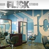 Up to 77% Off at Flick Hair Studio