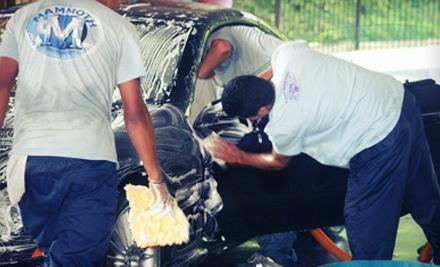 Three Ultra Hand Washes (a $119.85 value) - Mammoth Car Wash & Detail Salon in Alpharetta