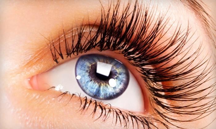 Lisa's Lashes & Salon - Dallas: $75 for a Full Set of Eyelash Extensions at Lisa's Lashes & Salon ($250 Value)