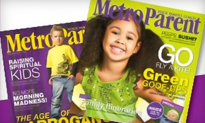 """Metro Parent: $15 for CoverKids Search 2011 Registration from """"Metro Parent"""" ($30 Value)"""