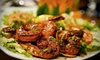 Desi Tadka - Oldsmar: $11 for $20 Worth of Indian Dinner Cuisine for Two at Desi Tadka
