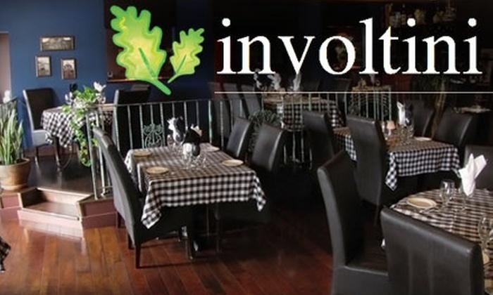 Involtini Ristorante - Oakridge: $12 for $30 Worth of Italian Fare, Drinks and More at Involtini Ristorante