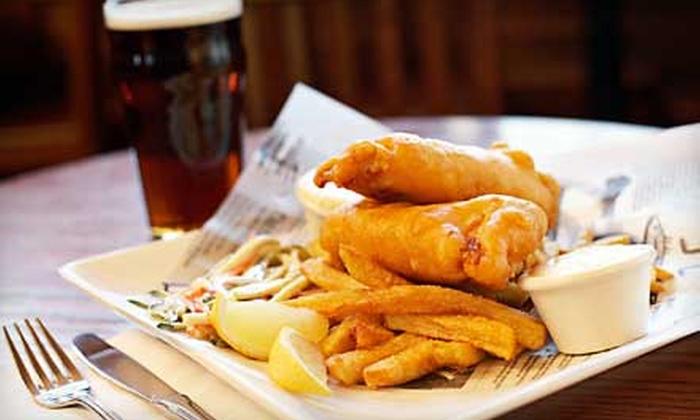 Willie's Sports Cafe - Covington: American-Fare Dinner for Two or Four at Willie's Sports Cafe in Covington