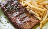 Smedley Manor - East Freeway Neighborhood: $10 for $20 Worth of Barbecue and Drinks at Smedley Manor in Bountiful