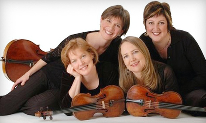 Lafayette String Quartet presented by the Fremont Symphony Orchestra - Mission San Jose: $19 for Outing to See the Lafayette String Quartet Presented by the Fremont Symphony Orchestra (Up to $43 Value)