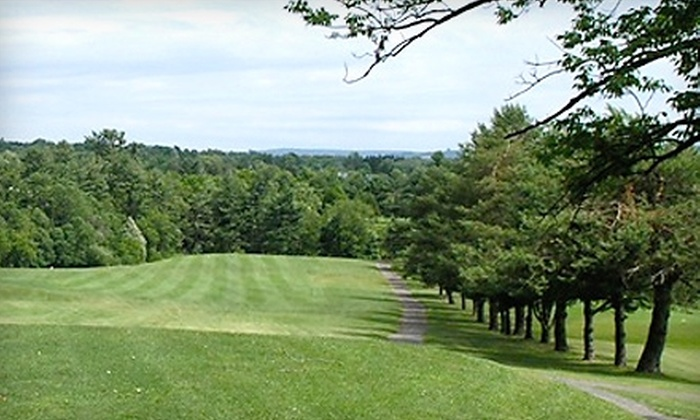 null - Amsterdam: $14 for One Round of Golf at Amsterdam Municipal Golf Course (Up to $28 Value)