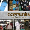 Half Off at Community Skate & Snow