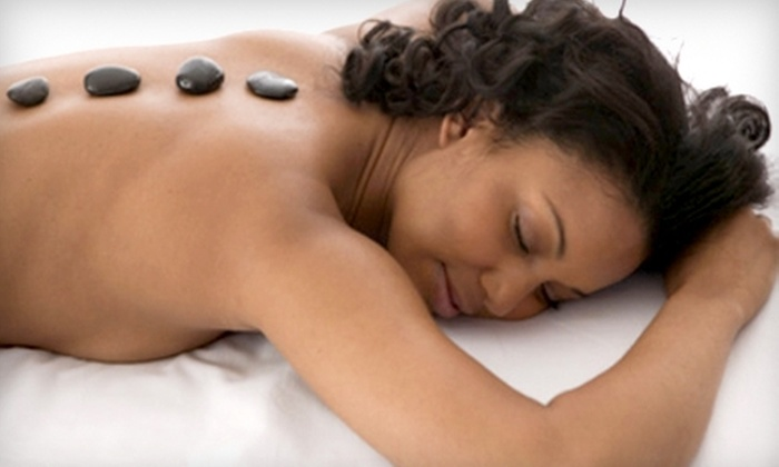 Awe Spa - Mid-Wilshire: $55 for a 60-Minute Hot-Stone Massage and Aromatherapy at Awe Spa ($110 Value)