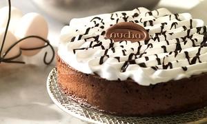 Nucha: Desde $219 en vez de $375 por torta en variedad a elección en Nucha. Elegí Sucursal