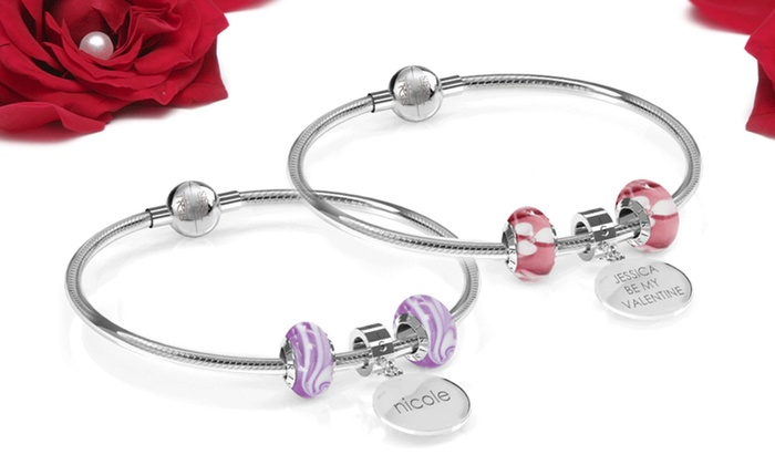 IRIS Beads & Charms: $24 for a Custom Bracelet with Beads from IRIS Beads & Charms ($99 Value)