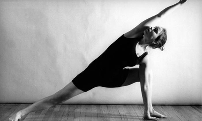 Baptiste Power Yoga - Multiple Locations: $40 for Five Hot-Yoga Classes at Baptiste Power Yoga ($80 Value)