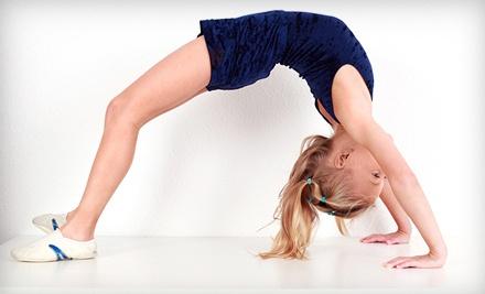 5 One-Hour Cheerleading, Gymnastics, or Tumbling Lessons (a $70 value) - Lexington Gymnastics and Cheerleading in Lexington