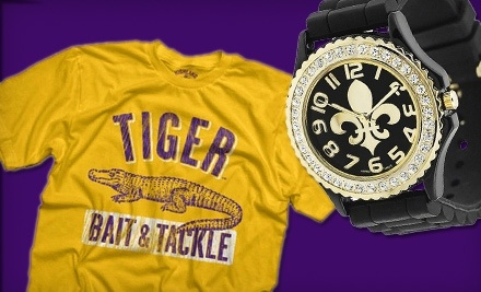 $40 Groupon to Tyger Gifts - Tyger Gifts in Metairie