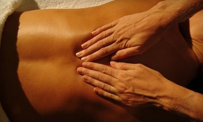 A Touch of Nature - Voorhees: $24 for Energetic-Touch Therapy or Deep-Tissue Massage at A Touch of Nature in Cherry Hill (Up to $65 Value)